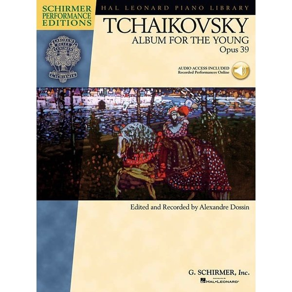 Schirmer Tchaikovsky - Album for the Young