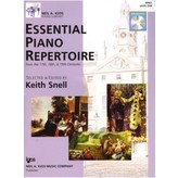 Kjos ESSENTIAL PIANO REPERTOIRE-LEVEL 1-BOOK&CD