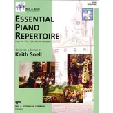 Kjos ESSENTIAL PIANO REPERTOIRE-LEVEL 3-BOOK&CD