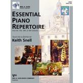 Kjos ESSENTIAL PIANO REPERTOIRE-LEVEL 5-BOOK&CD