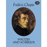 Dover Publications Chopin - Waltzes and Scherzos