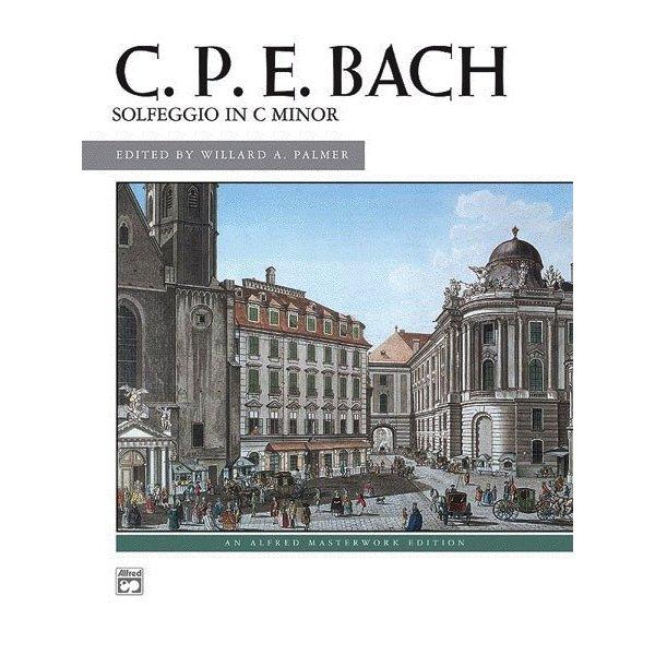 Alfred Music Solfeggio in C minor