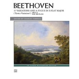 """Alfred Music Beethoven - 15 Variations and a Fugue in E-flat Major (""""Eroica Variations""""), Op. 35"""