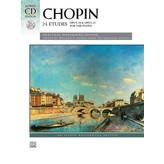 Alfred Music Chopin - 24 Etudes, Op. 10 & Op. 25