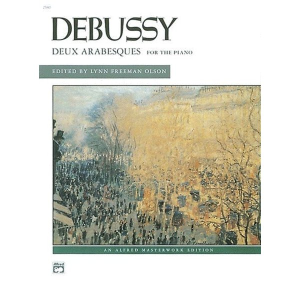 Alfred Music Deux Arabesques for the Piano