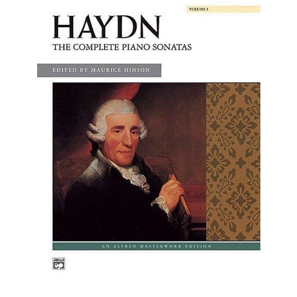 Alfred Music The Complete Piano Sonatas, Volume 1