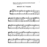 Alfred Music 14 of His Easiest Piano Pieces