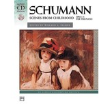 Alfred Music Schumann - Scenes from Childhood, Op. 15