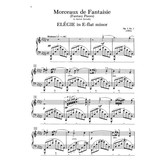 Alfred Music Fantasy Pieces, Op. 3
