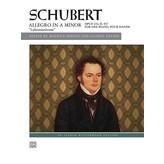 Alfred Music Allegro in A Minor, Op. 144 (Lebensstürme)