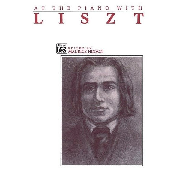 Alfred Music At the Piano with Liszt