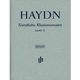 Henle Urtext Editions Haydn - Complete Piano Sonatas - Volume II Hardcover