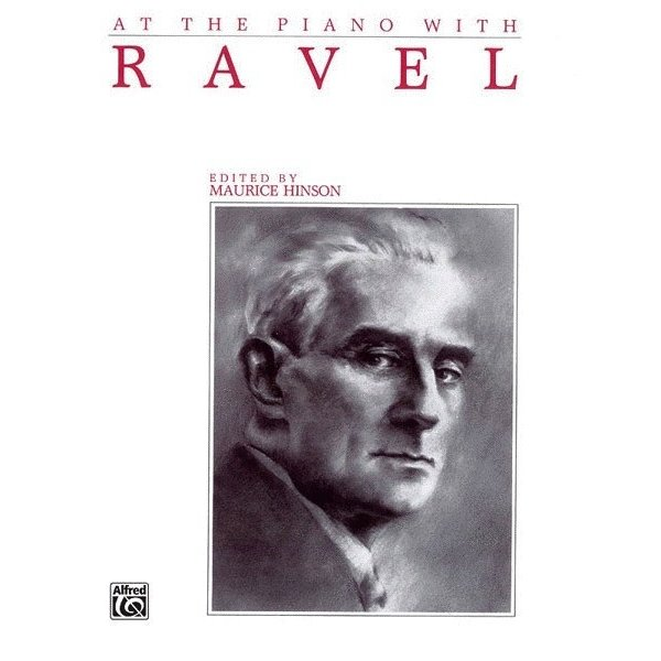 Alfred Music At the Piano with Ravel
