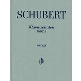 Henle Urtext Editions Schubert - Piano Sonatas - Volume I Hardcover