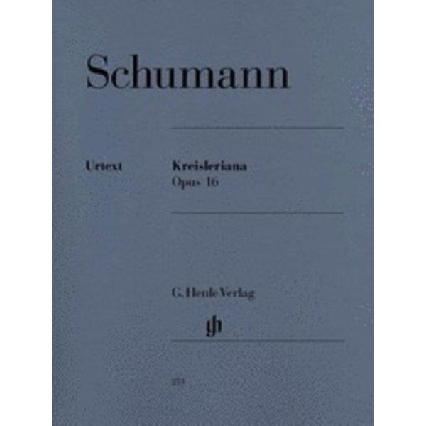 Henle Urtext Editions Schumann - Kreisleriana Op. 16