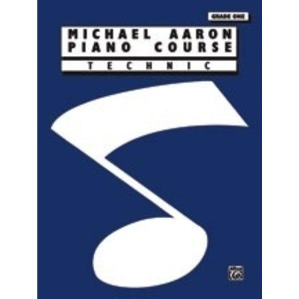 Belwin Michael Aaron Piano Course: Technic, Grade 1