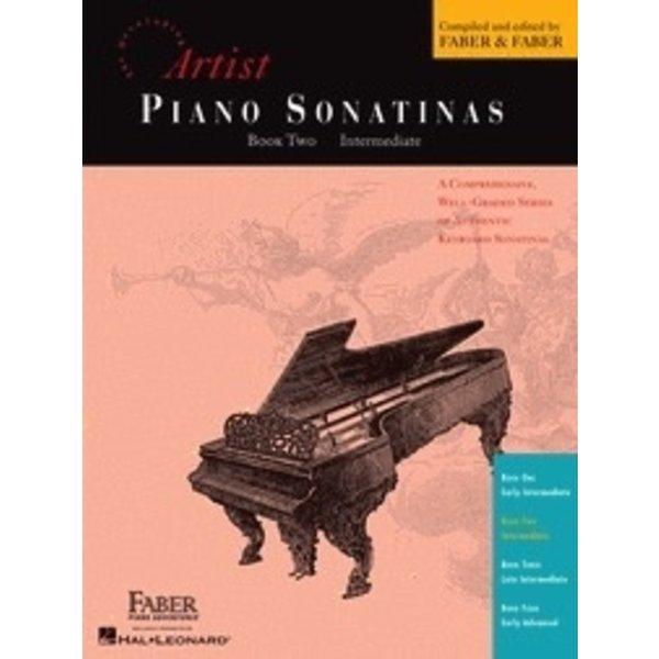 Faber Piano Adventures Piano Sonatinas - Book Two