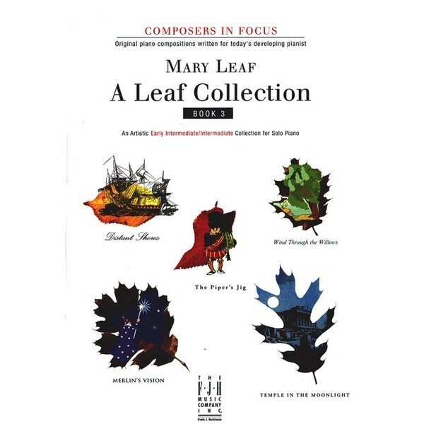 FJH A Leaf Collection Book 3