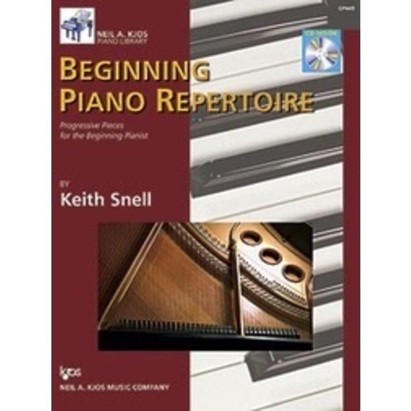 Kjos BEGINNING PIANO REPERTOIRE