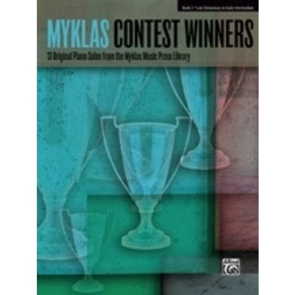 Alfred Music Myklas Contest Winners, Book 2