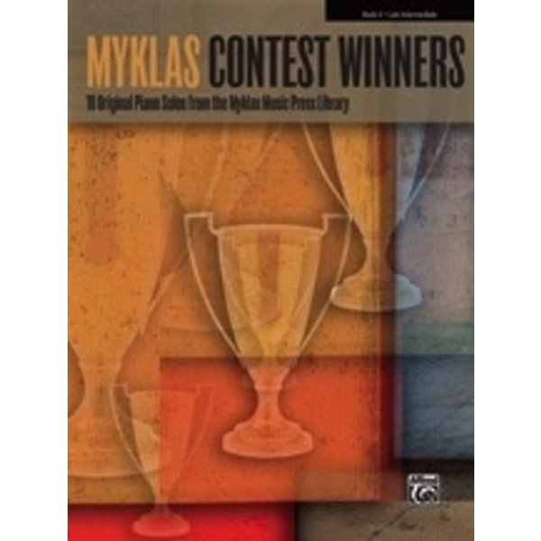 Alfred Music Myklas Contest Winners, Book 4