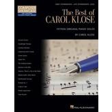 Hal Leonard The Best of Carol Klose