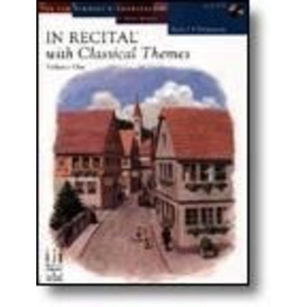 FJH In Recital with Classical Themes, Volume One, Book 2