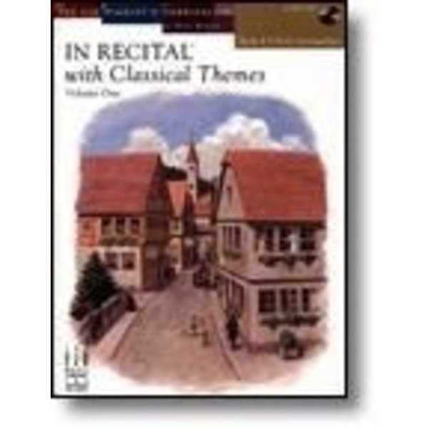 FJH In Recital with Classical Themes, Volume One, Book 4