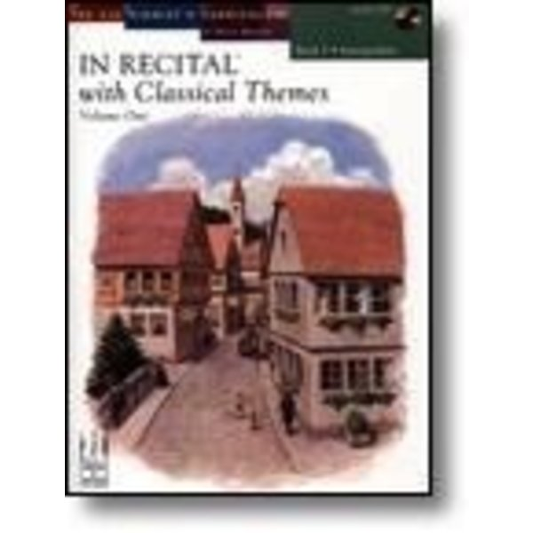 FJH In Recital with Classical Themes, Volume One, Book 5