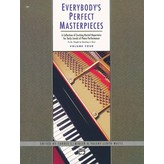 Alfred Music Everybody's Perfect Masterpieces, Volume 4