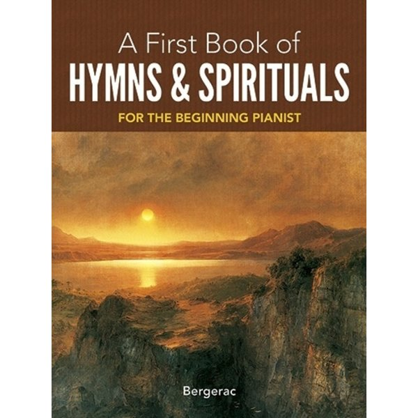 Dover Publications My First Book of Hymns and Spirituals