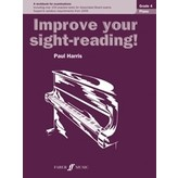 Faber Music Improve Your Sight-reading! Piano, Level 4