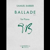 Schirmer Barber - Ballade