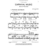 Theodore Presser Rochberg - Carnival Music