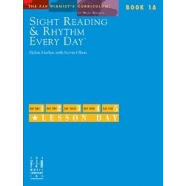 FJH Sight Reading & Rhythm Every Day, Book 1A
