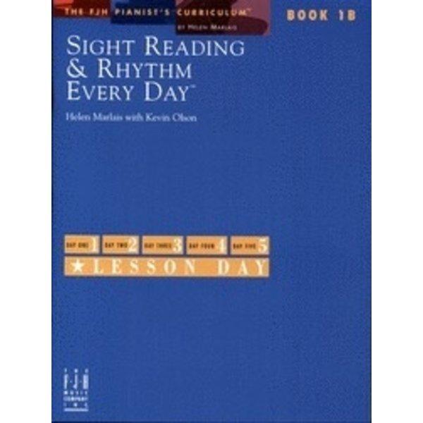 FJH Sight Reading & Rhythm Every Day, Book 1B