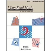 Faber Piano Adventures I Can Read Music - Book 1