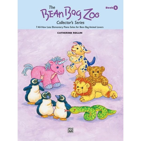 Alfred Music The Bean Bag Zoo Collector's Series, Book 2