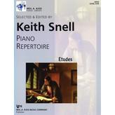 Kjos NAK PIANO LIBRARY: PIANO ETUDES LEVEL 5