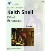 Kjos NAK PIANO LIBRARY: PIANO ETUDES LEVEL 10