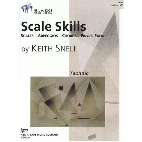 Kjos SCALE SKILLS-LEVEL 10