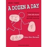 Willis Music Company A Dozen a Day Book 3