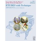 FJH Etudes with Technique, Book 1