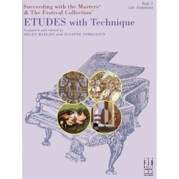 FJH Etudes with Technique, Book 2