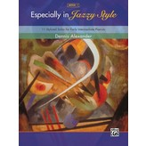 Alfred Music Especially in Jazzy Style, Book 1