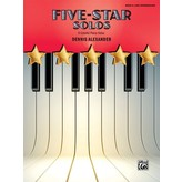 Alfred Music Five-Star Solos, Book 6