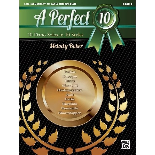 Alfred Music A Perfect 10, Book 2