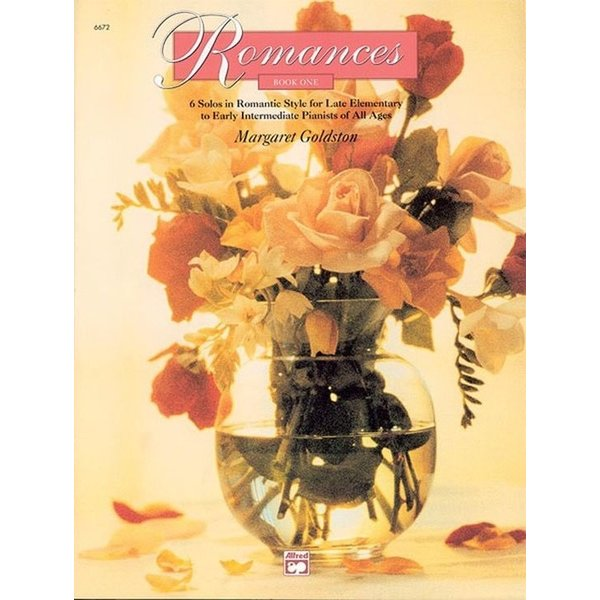 Alfred Music Romances, Book 1