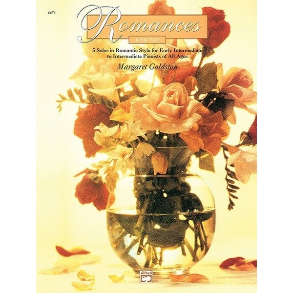 Alfred Music Romances, Book 2