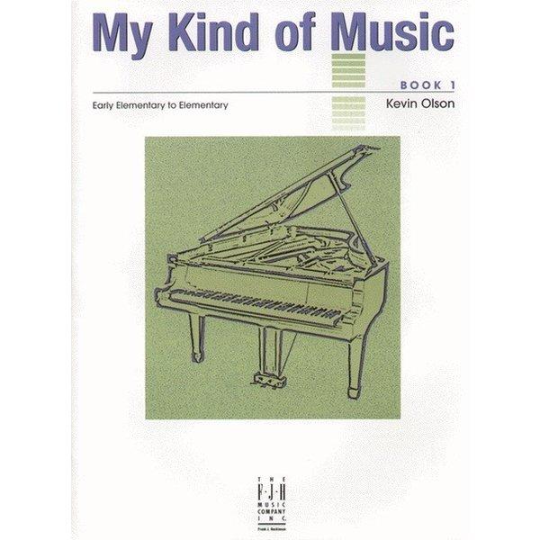 FJH My Kind of Music, Book 1 (NFMC)